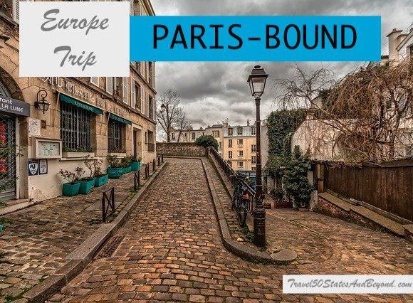 Day 1: Paris-Bound