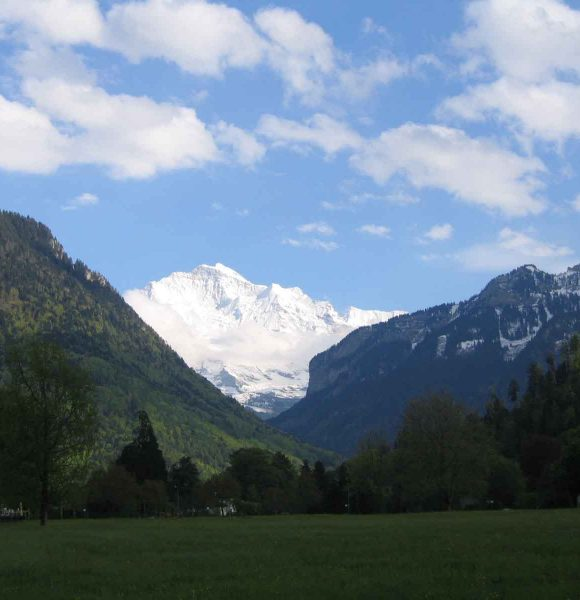 Cow Bells & Paragliders: Welcome to Interlaken