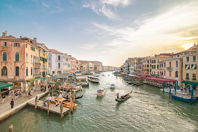 Dream Destination: Venice