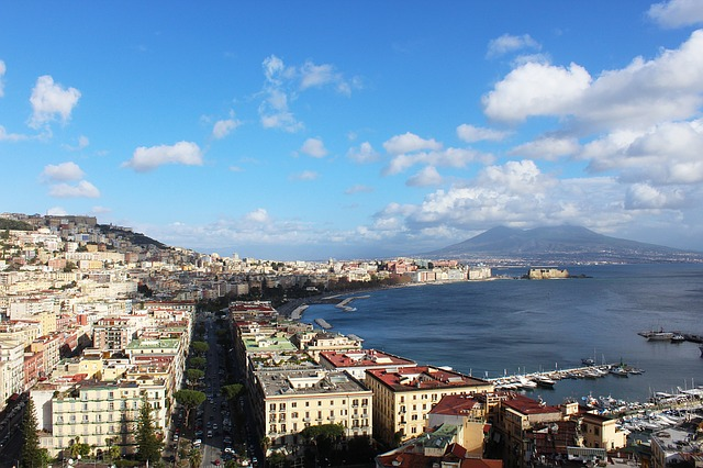 Day Trip: Naples & Pompei