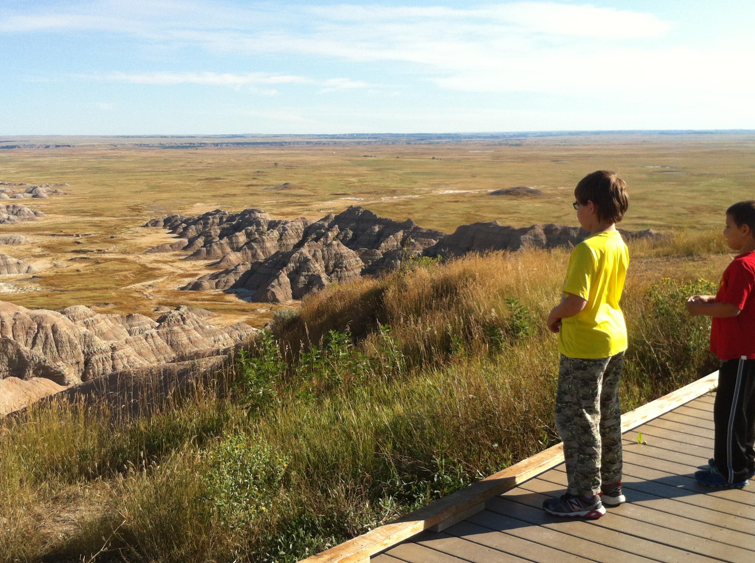 Badlands National Park South Dakota Travel 50 States