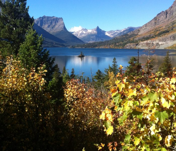 Grand Views in Glacier National Park, Montana