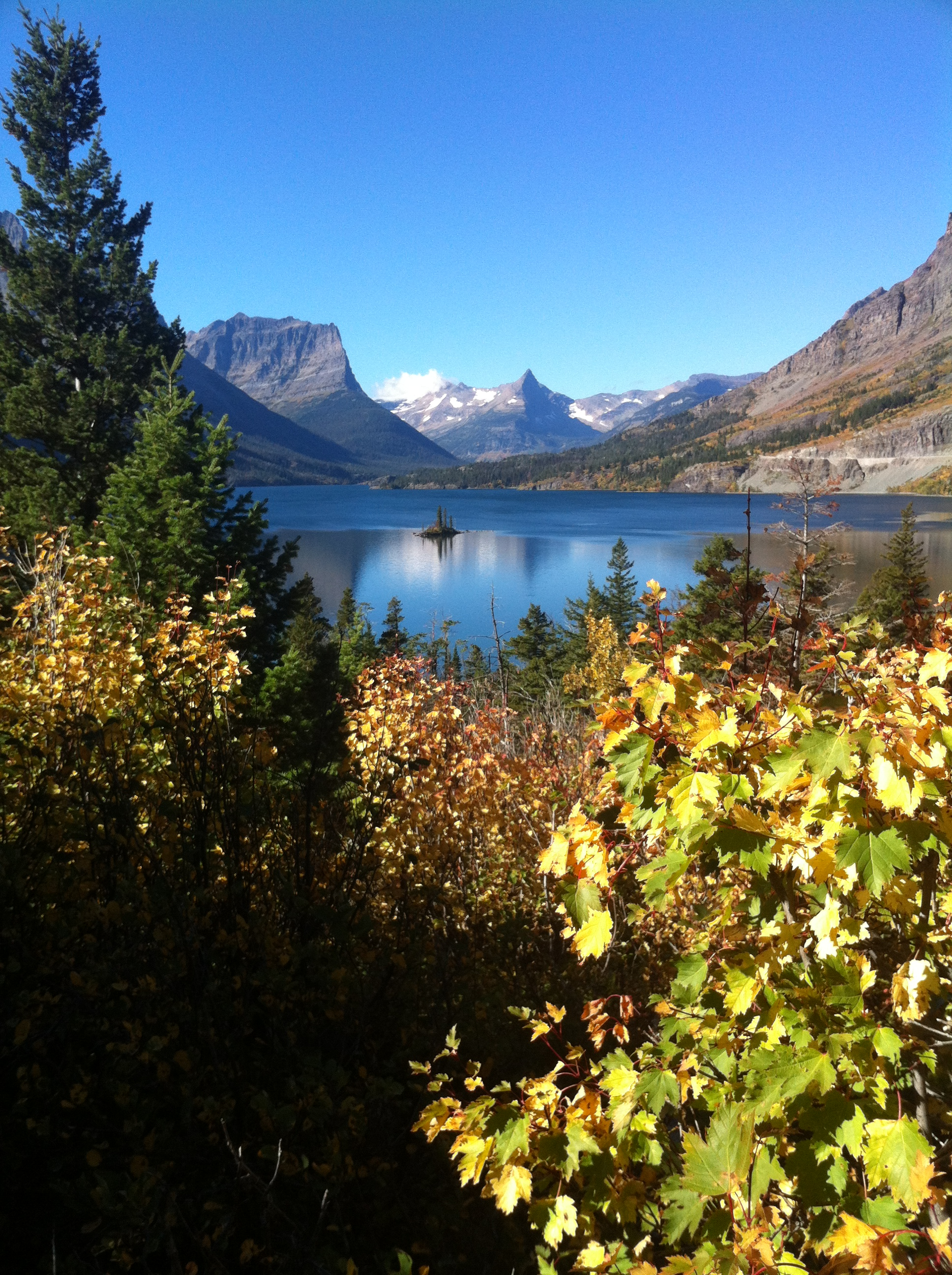 Grand Views in Glacier National Park, Montana