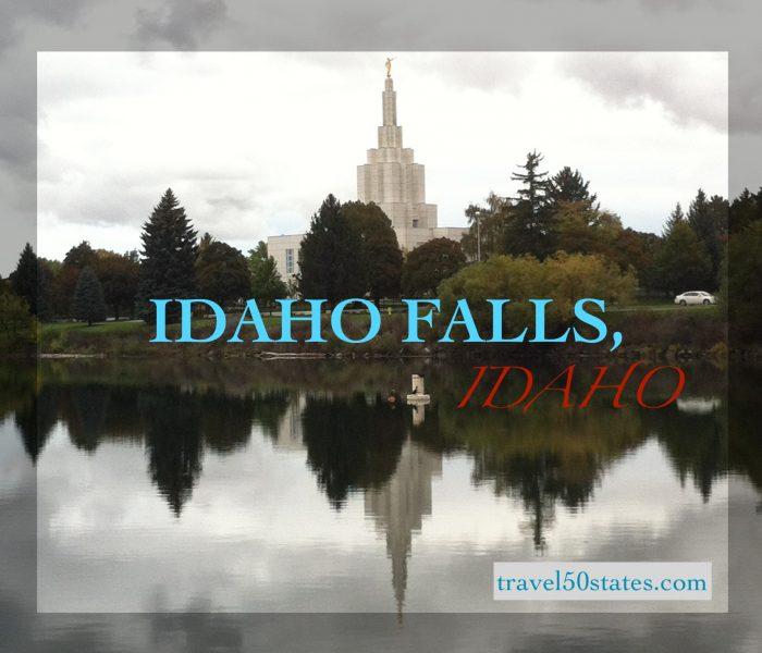 A Riverwalk Stroll Through Idaho Falls, Idaho