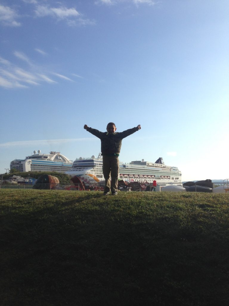 Alaska Cruise Rick 333