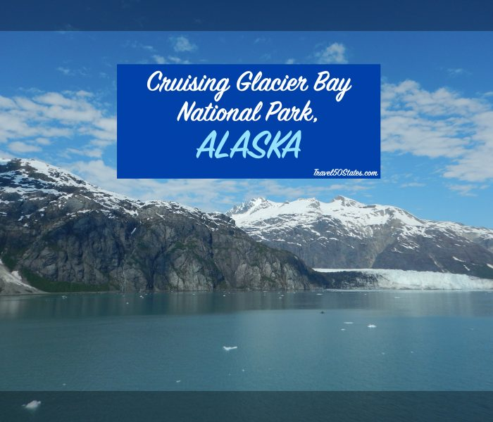 Cruise to Alaska: Glacier Bay National Park