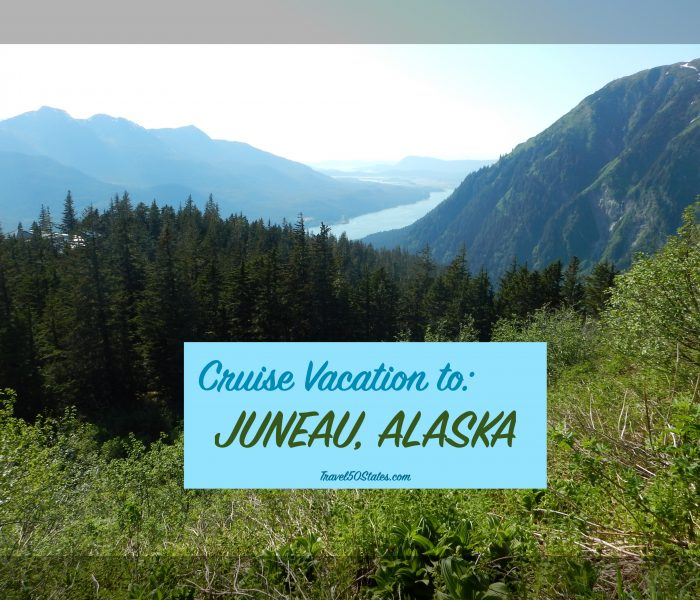 Cruise to Alaska: Juneau