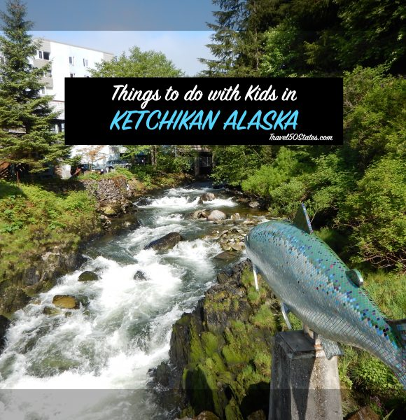 Cruise to Alaska: Ketchikan