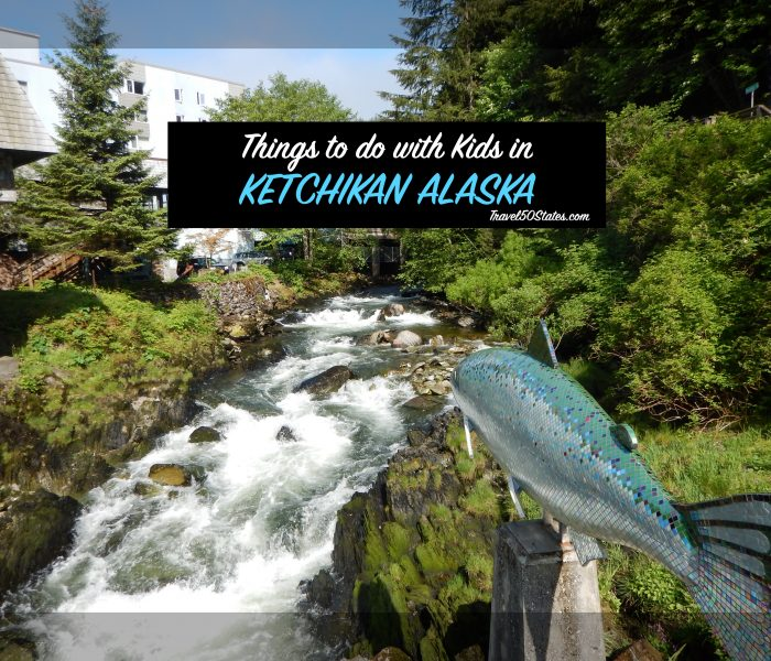 Cruise to Alaska: Ketchikan