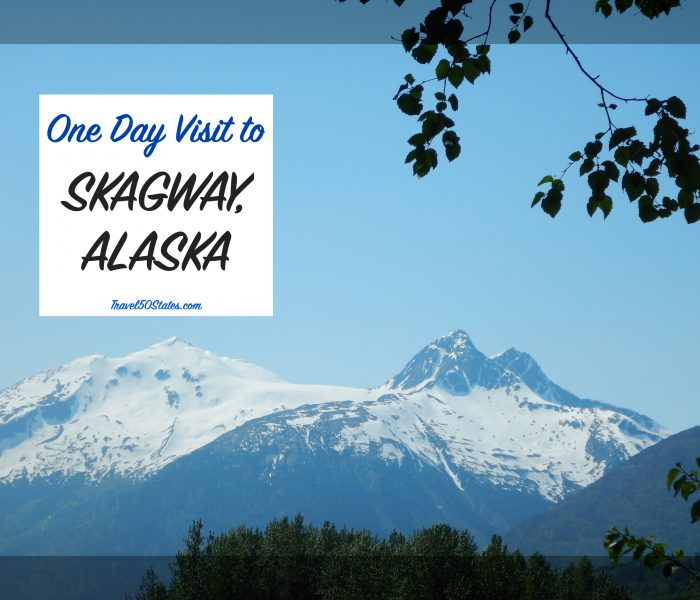 Cruise to Skagway, Alaska