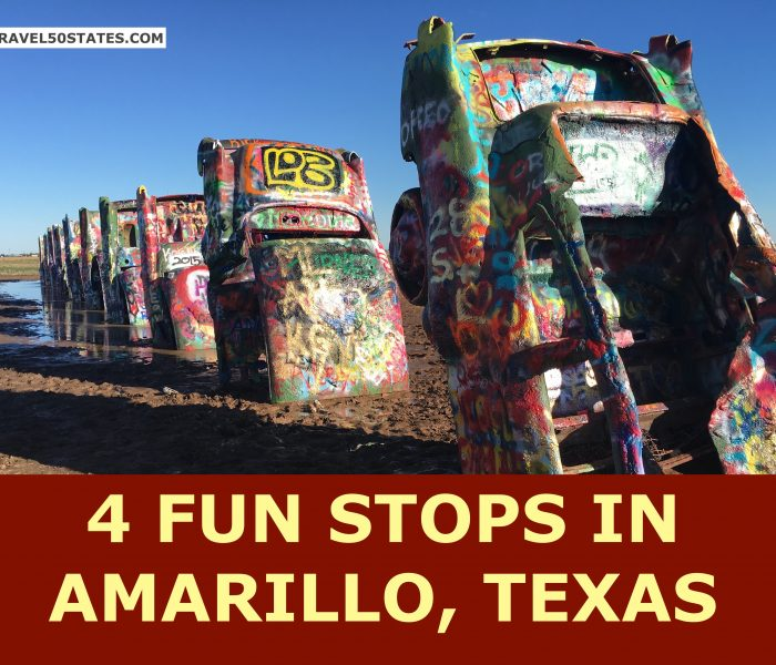 4 Fun Stops in Amarillo, TX