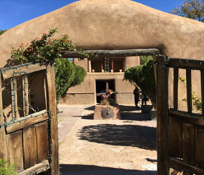 "A Day Trip to the ""Healing"" Church, Santuario de Chimayo"