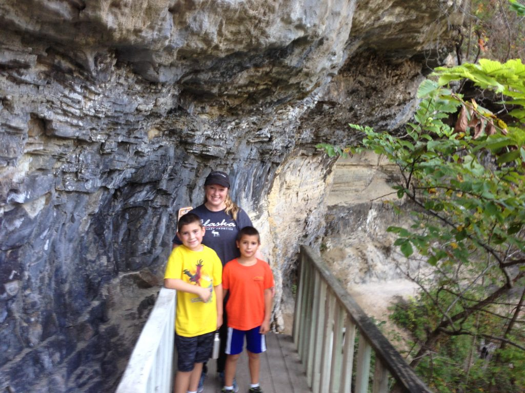 Lakeside Wilderness Area Trail