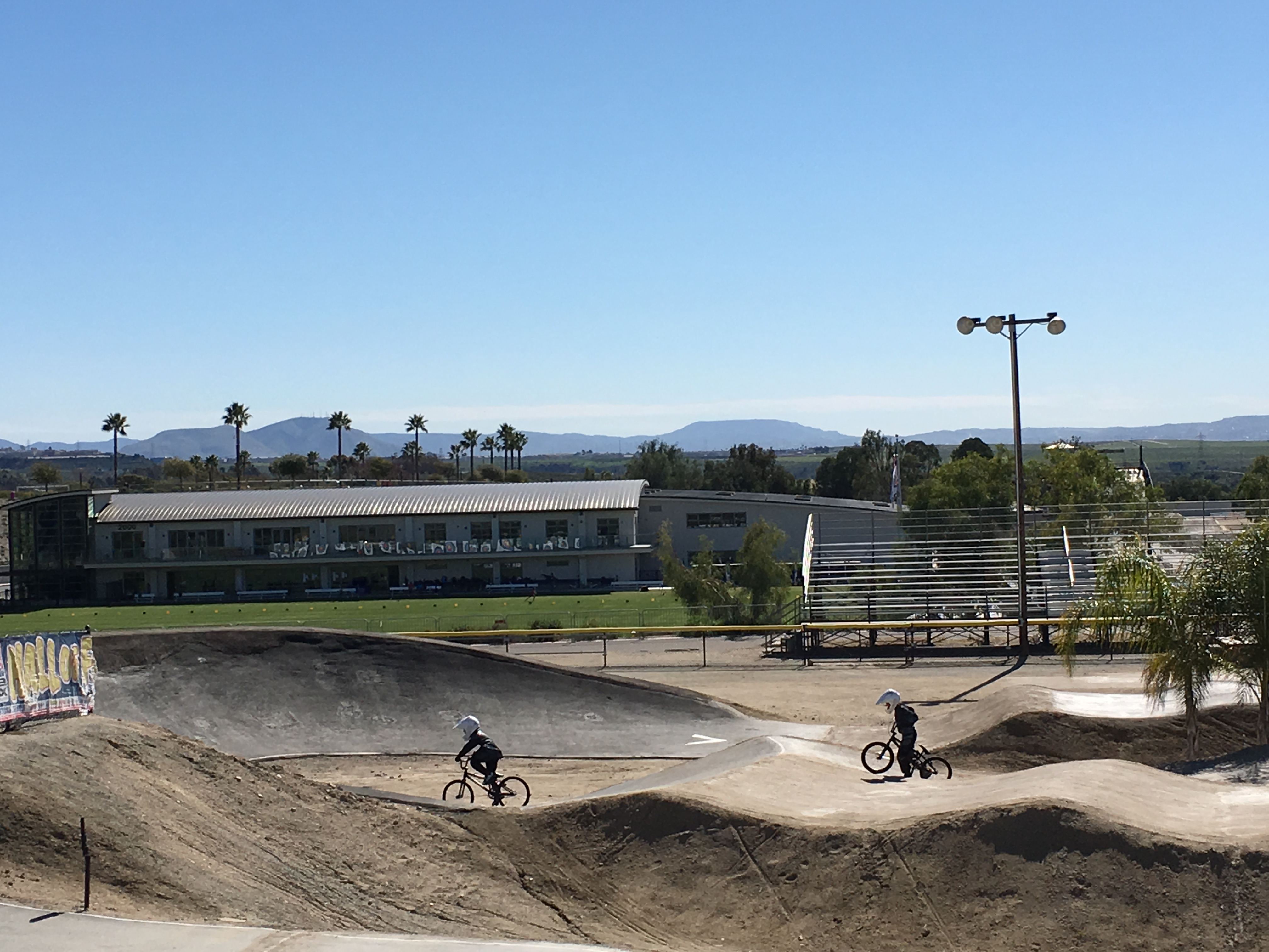 San Diego Olympic Training Center Tours