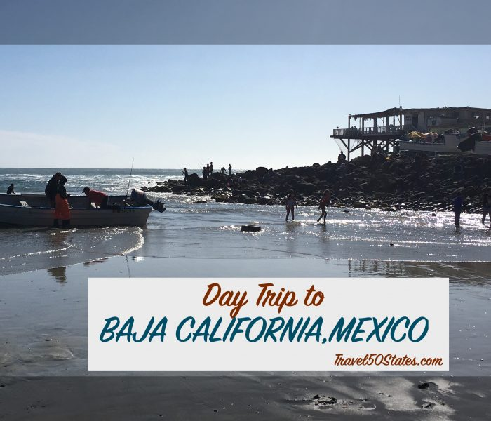 Day Trip to Baja California, Mexico