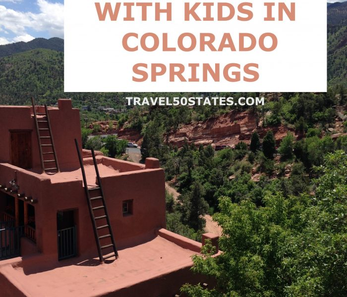 5 Family Activities in Colorado Springs