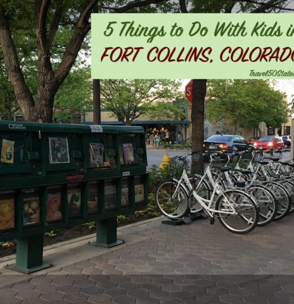 5 Things to Do With Kids in Fort Collins, Colorado