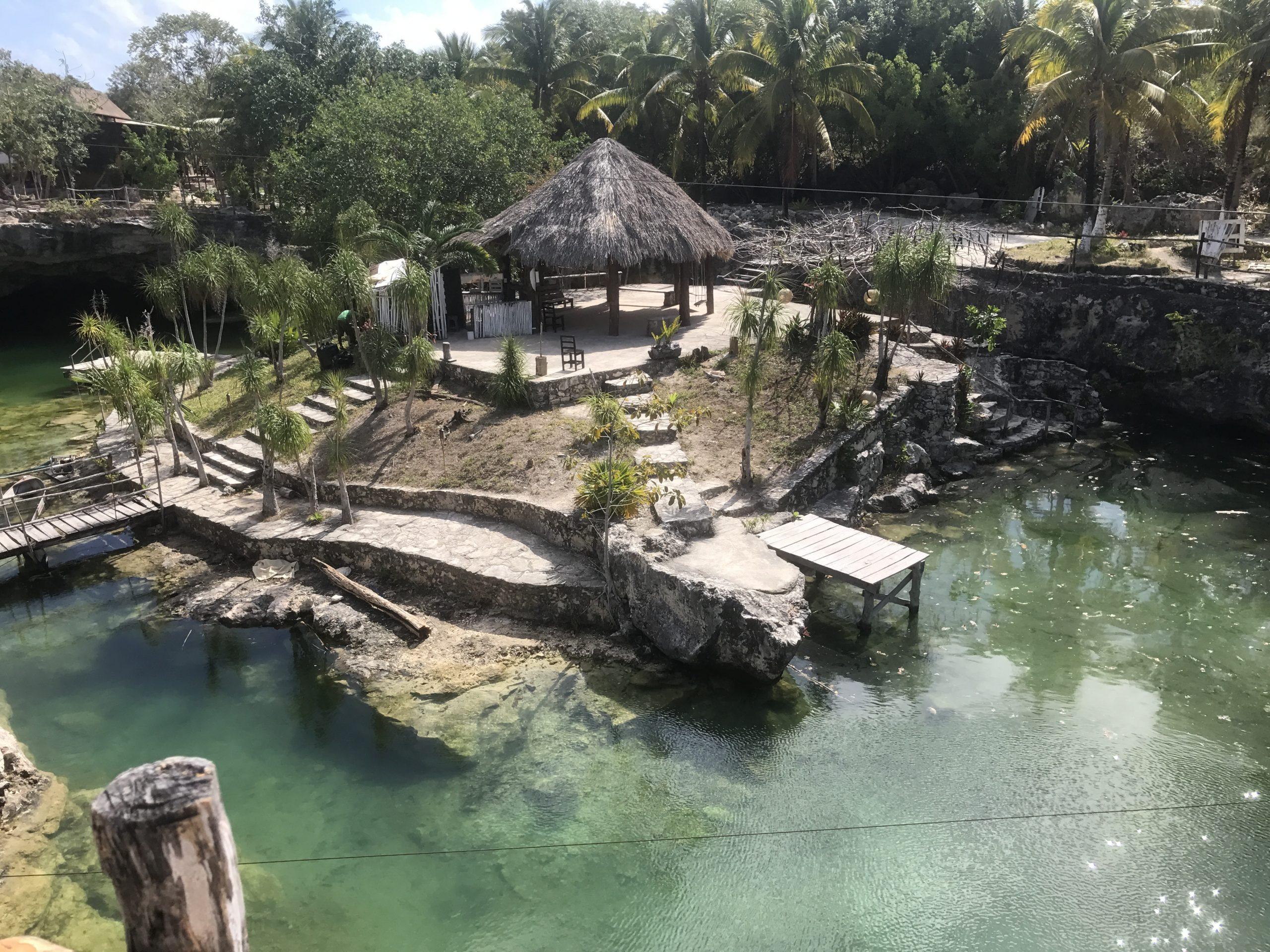 A Cenote Tour & The Coba Ruins, Mexico