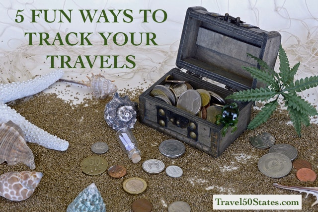 Fun Ways to Track Your Travels