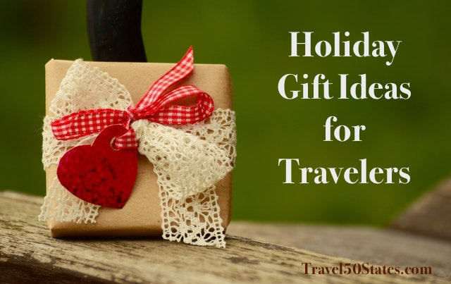 Gift Ideas for the Traveler in Your Life