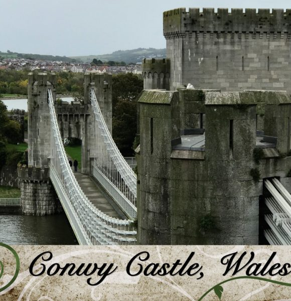 The Medieval Castle Conwy, Wales