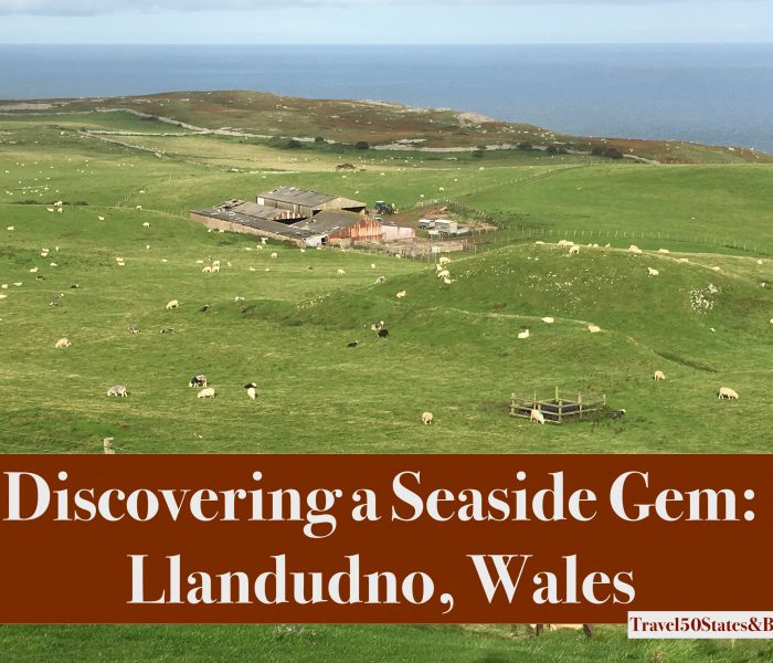 Discovering a Seaside Gem in Llandundo, Wales