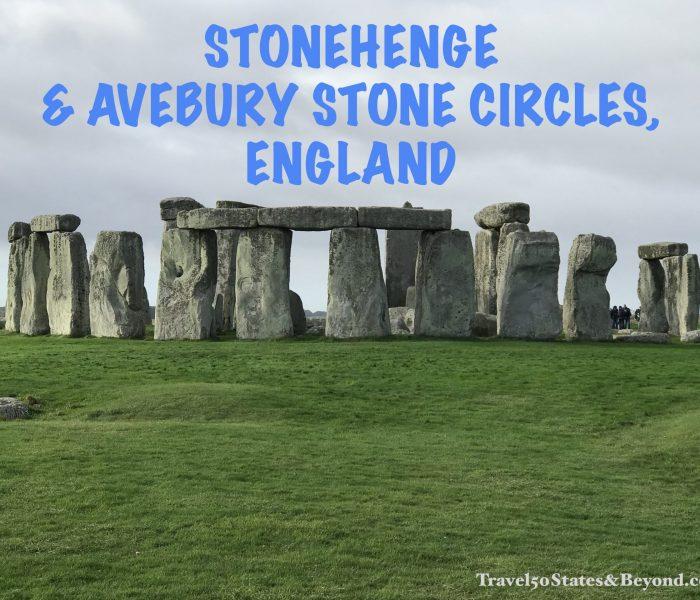 Stonehenge & Avebury Stone Circles, England