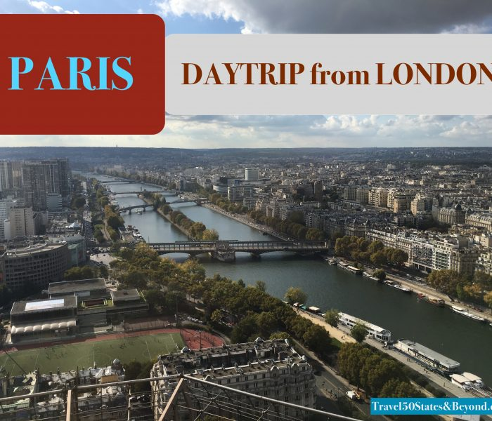 Paris In A Day: Eurostar From London