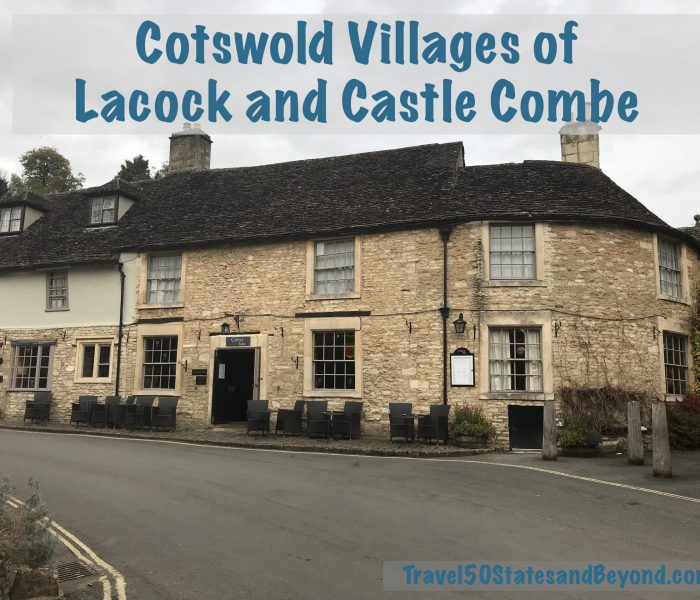 Cotswold Villages of Lacock & Castle Combe, England
