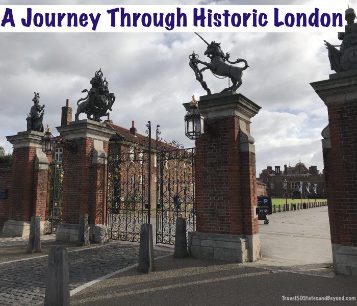 A Journey Through Historic London