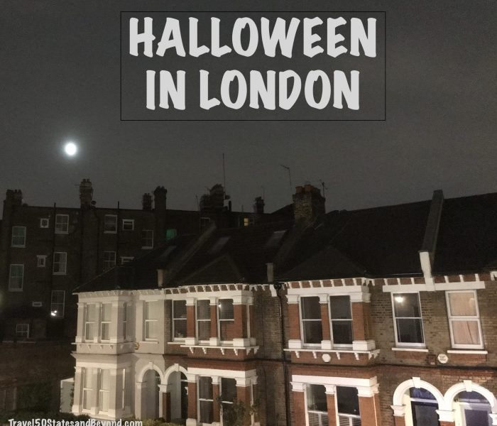 Halloween in London