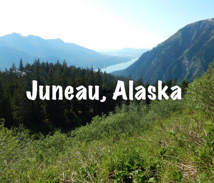 Cruise to Alaska: Juneau
