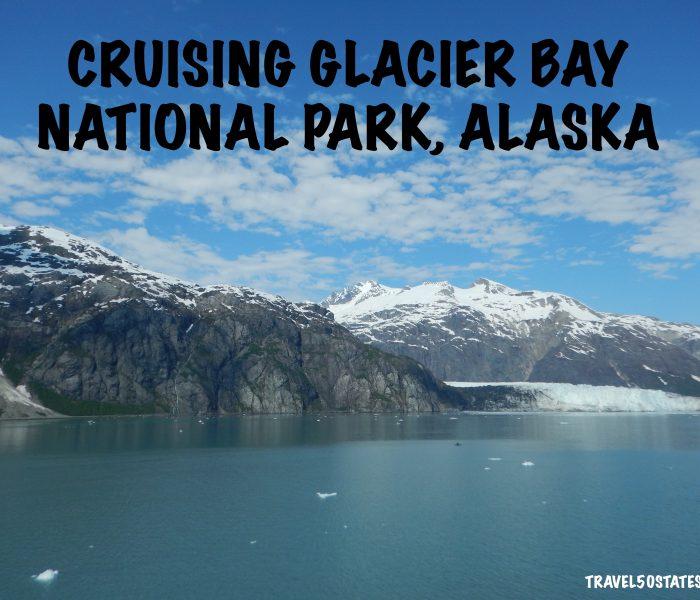 Cruise to Alaska: Glacier Bay National Park