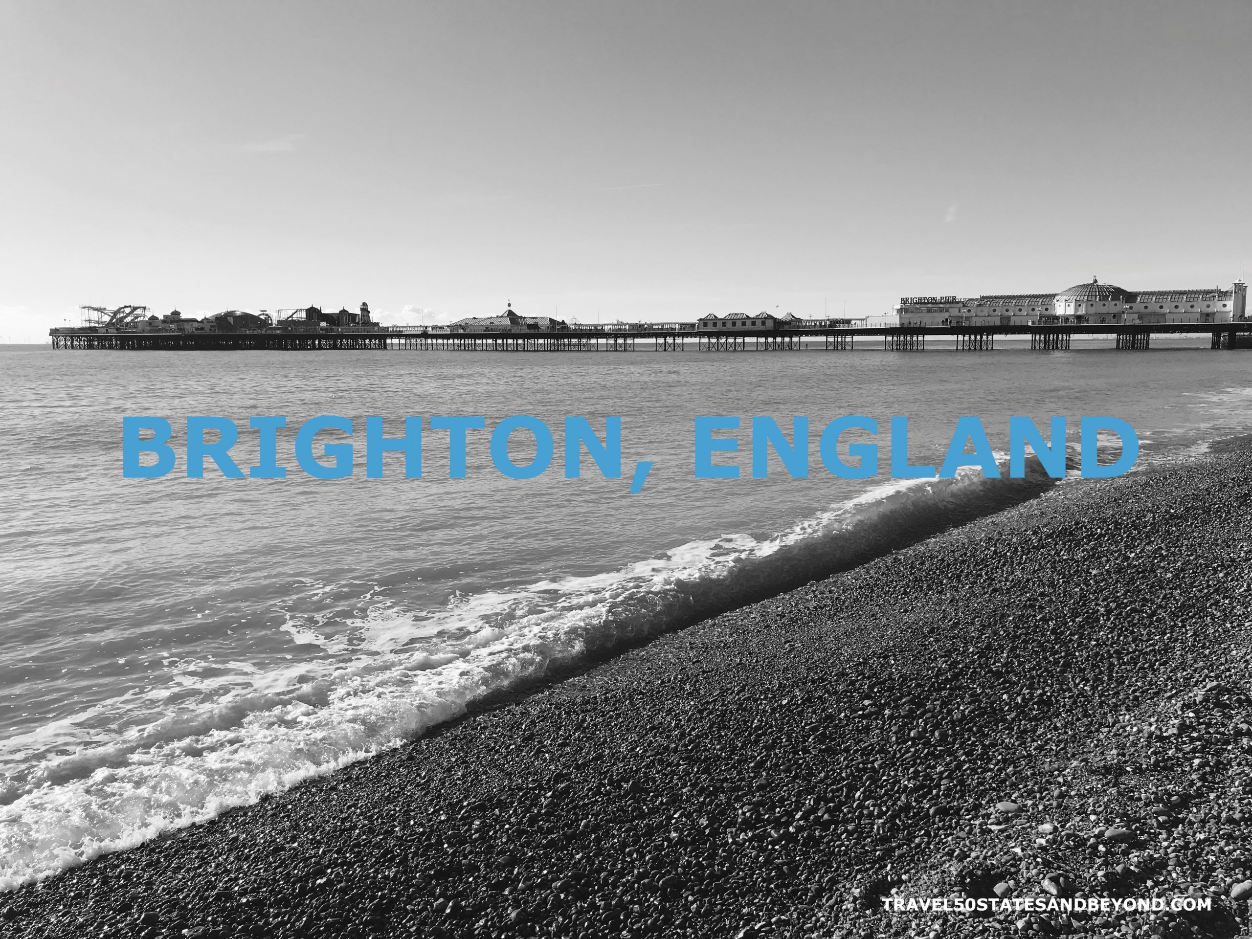Seaside in Brighton