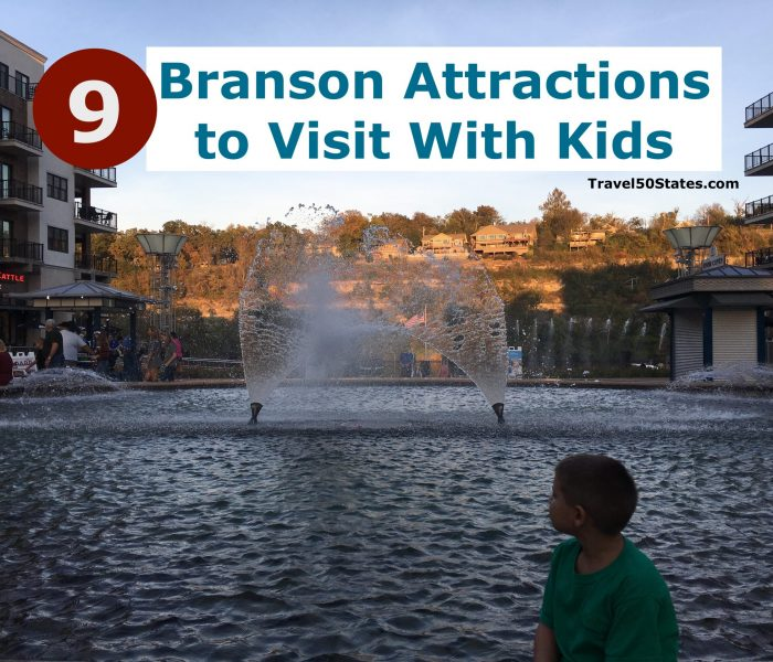 9 Ways to Entertain the Family in Branson, Missouri
