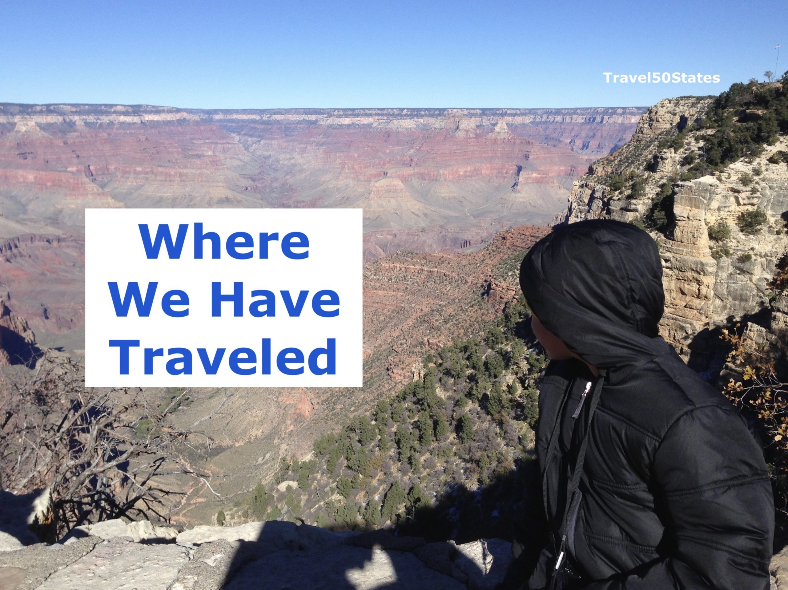 Where We Have Traveled
