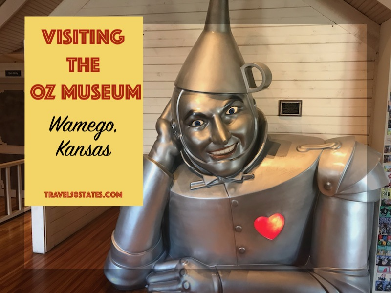 The Road to the Oz Museum, Wamego, KS