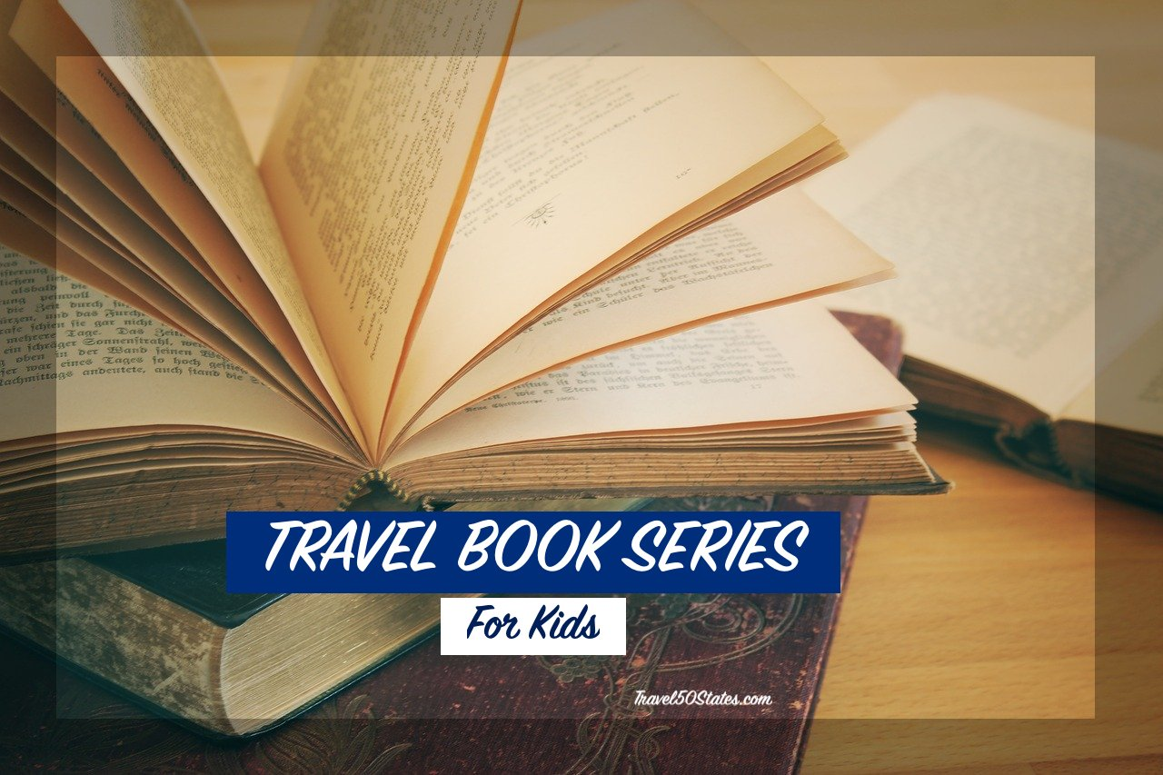 Travel Book Series for Kids